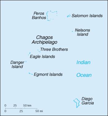 Territorio Británico del Océano Índico