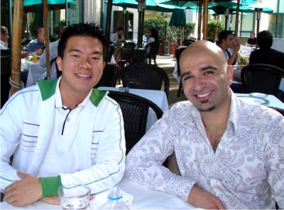 Kevin Vo y Ammar Kubba