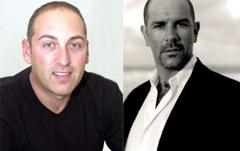 Andre Miller y Michael Zapolin