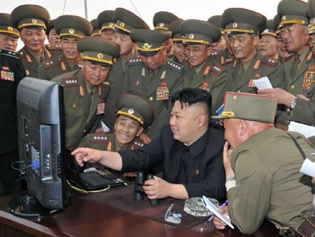 Corea del Norte: 28 dominios .kp