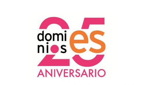 25 AÑOS DE DOMINIOS .ES