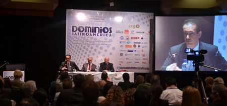 Dominios Latinoamérica