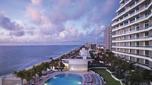 El hotel Ritz-Carlton