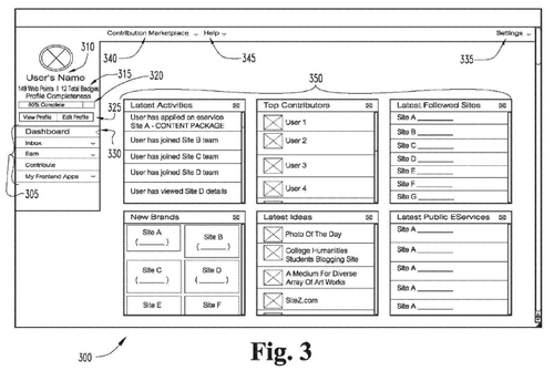 Patente de Chad Folkening